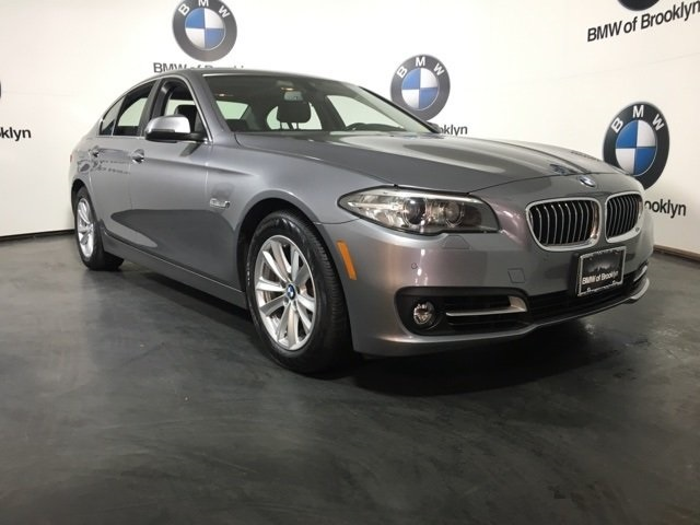 Certified Pre-Owned 2015 BMW 5 Series 528i xDrive