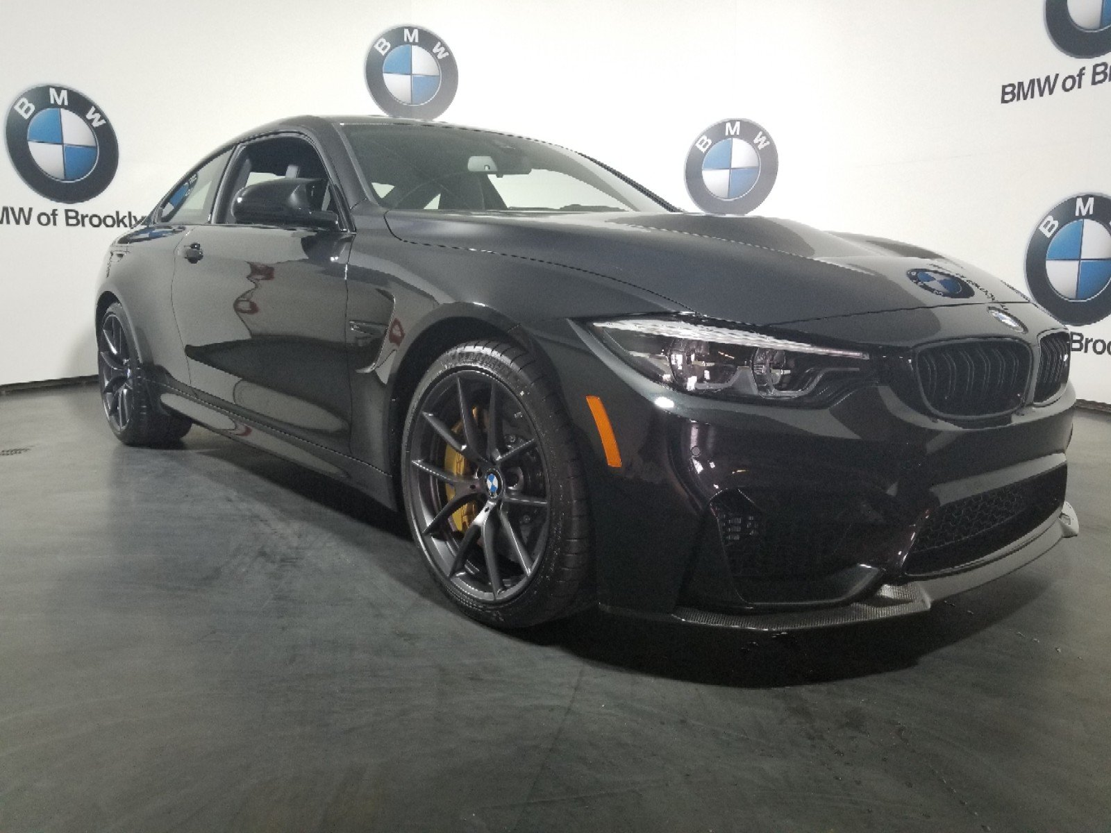 New 2019 BMW M4 CS With Navigation