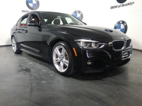 Certified Pre-Owned 2016 BMW 3 Series 340i xDrive